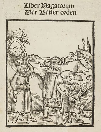 Uit de oude doos 2. De denkstructuur van de staat en de gegoeden na de 16e eeuw en de oorsprong van het denken over verplichte arbeid voor armen.